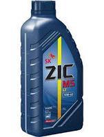 Мотоциклетное масло ZIC M5 4T 10W-40 1литр