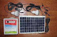Солнечная батарея переносная с аккумулятором, фото 1