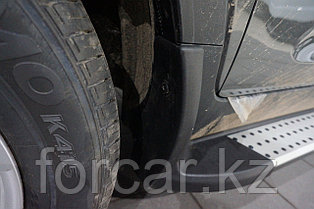 Пороги алюминиевые (Integral) Kia Sportage (2010-2014), комплект 2шт., фото 3