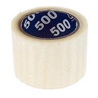 Клейкая лента UNIBOB 72мм66м 50мкм, прозрачная (комплект из 12 шт.)