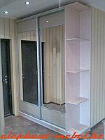Шкаф - купе с зеркалами