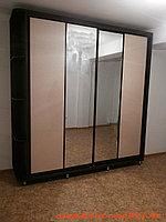 Шкаф с зеркальными дверьми-купе