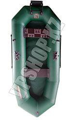 Надувная лодка ПВХ Мурена 250 СТР, доставка