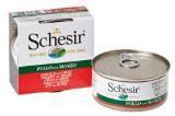 Schesir 150г Цыпленок и Говядина Консервы для собак