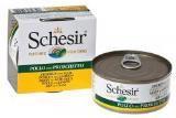 Schesir 150г Цыпленок и Ветчина Консервы для собак