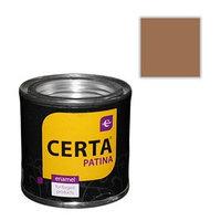 Эмаль для кузнечных и дизайнерских работ 'Церта-Патина', ж/б, 0,08кг, медь
