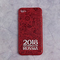 Чехол FIFA WORLD CUP RUSSIAN 2018, iPhone 7/8, матовое покрытие