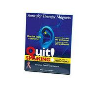 Магниты для аурикулярной терапии против курения ZeroSmoke