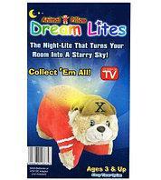 Ночник детский, проектор звездного неба Dream Lites (Бабочка)