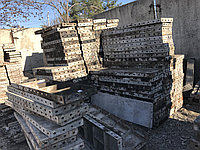Аренда мелкощитовой фундаментной опалубки
