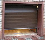 Секционные ворота, фото 7