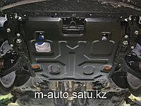Защита картера двигателя и кпп на Skoda Superb/Шкода Суперб 2013-, фото 1
