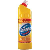 """Средство для унитазов Domestos 1л. """"Лимонная свежесть"""", гель"""