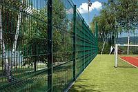 Ограждение 3D для спортивных площадок
