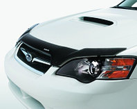 Мухобойка (дефлектор капота) на Subaru Outback/Субару Аутбэк 2004-2009, фото 1