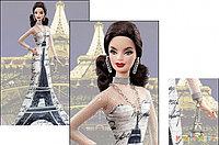 Barbie Коллекционная кукла Барби, Эйфелева Башня