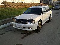 Мухобойка (дефлектор капота) на Subaru Legacy/Субару Легаси 1998-2002