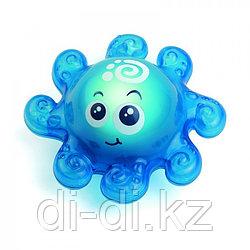 Happy Kid Игрушка для ванной со световым эффектом (осьминожек)