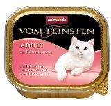 Animonda сердце Индейки, 100г, Влажный корм для взрослых кошек, Vom Feinsten