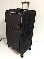 Большой дорожный чемодан на 4-х колесах.Нейлон.Высота 80 см, длина 47 см, ширина 33 см., фото 1