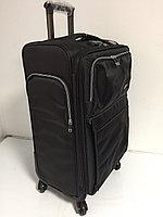 Средний дорожный чемодан на 4-х колесах. Нейлон.Высота 69 см,длина 42 см,ширина 28 см., фото 1