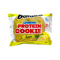 Печенье BombBar - Protein Cookie, 60 гр Лимон, фото 1