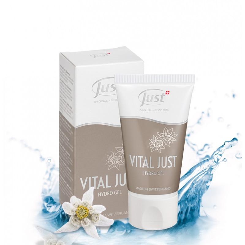 Гидрогель для глубокого увлажнения кожи Just Vital (Оригинал - Швейцария)