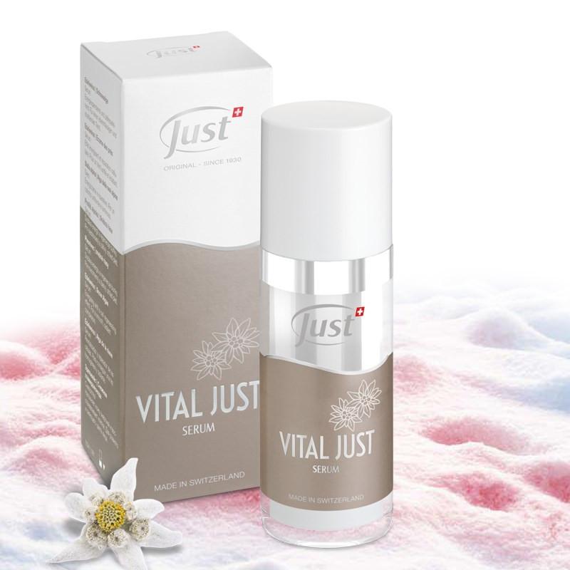 Регенерирующая сыворотка для лица Vital Just Serum (Оригинал - Швейцария)