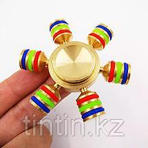 СПИННЕР (HAND SPINNER) RAINBOW - РАДУГА, фото 3