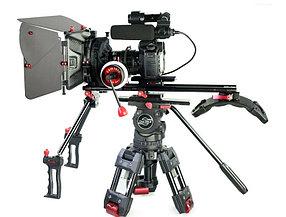 CAMTREE HUNT /Плечевой штатив РИГ для DSLR и видеокамер