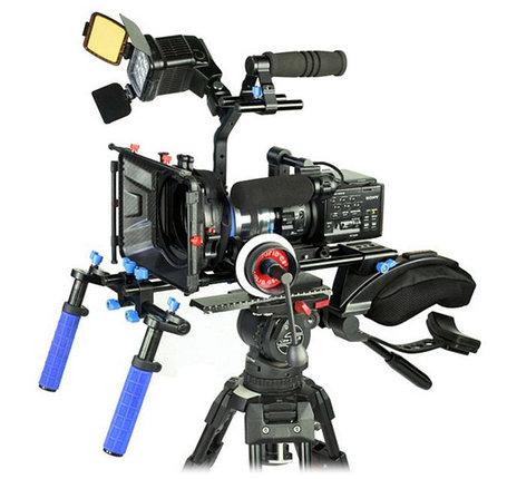 PROAIM KIT-10С/Плечевой штатив РИГ для DSLR и видеокамер , фото 2