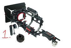 CAMTREE KIT-201  /Плечевой штатив РИГ для DSLR и видеокамер , фото 2