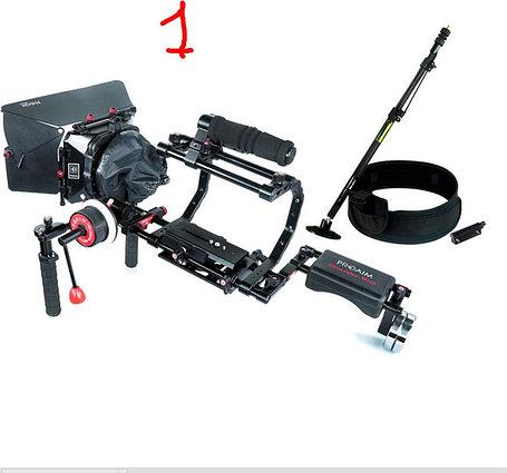 PROAIM комплект-6CF /Плечевой штатив РИГ для DSLR и видеокамер , фото 2