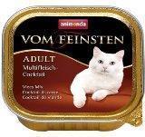 Animonda 100г Мультимясной коктейль влажный корм для кошек Vom Feinsten Adult