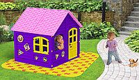 Домик детский пластмассовый, фото 1