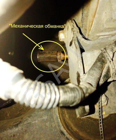 Установка обманки  на лямбда зонд (кислородный датчик) в г. Нур-Султан (Астана)