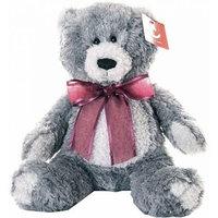 Мягкая игрушка 'Медведь', серый, 20 см
