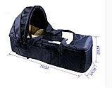 Мягкая сумка-переноска для детей Chicco, фото 2