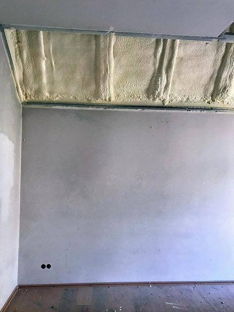 Утепление потолка в Алматы