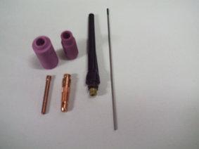 Комплектующие и расходный материал к горелкам TIG \ WIG ABICOR BINZEL