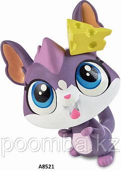 Зверушка Littlest Pet Shop - Шиншилла с сыром