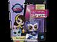 Зверушка Littlest Pet Shop - Галаго с бутылочкой, фото 2