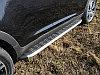 ОБВЕС защитно-декоративный из нержавеющей стали KIA SPORTAGE с 2014 - , фото 4