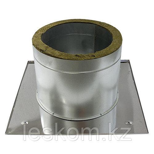 Потолочно-проходной узел, диаметр дымохода 200мм