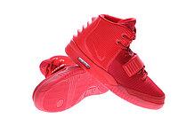Nike Air Yeezy 2 (Kanye West) красные