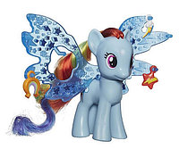 """Пони """"Делюкс"""" Cutie Mark Magic с волшебными крыльями - Рейнбоу Дэш"""