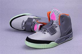 Кроссовки Nike Air Yeezy 2 (Kanye West) серые