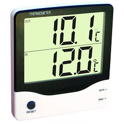 Электронный термометр двухзонный BT-1