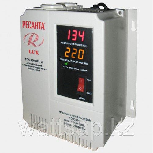 1000/1 АСН Стабилизатор Ц Ресанта  LUX