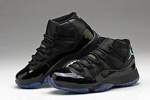 Nike Air Jordan 11 Generation баскетбольные кроссовки черные, фото 3